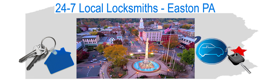 Easton PA Local Locksmith