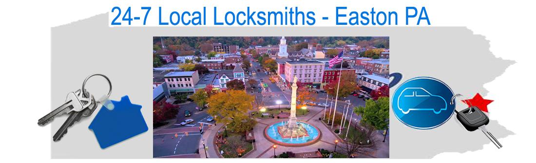 Easton PA Local Locksmith